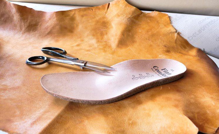 Orthopädische Schuhmacherwerkzeuge