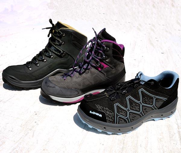 Bei Wiedmer finden Sie garantiert den richtigen Schuh